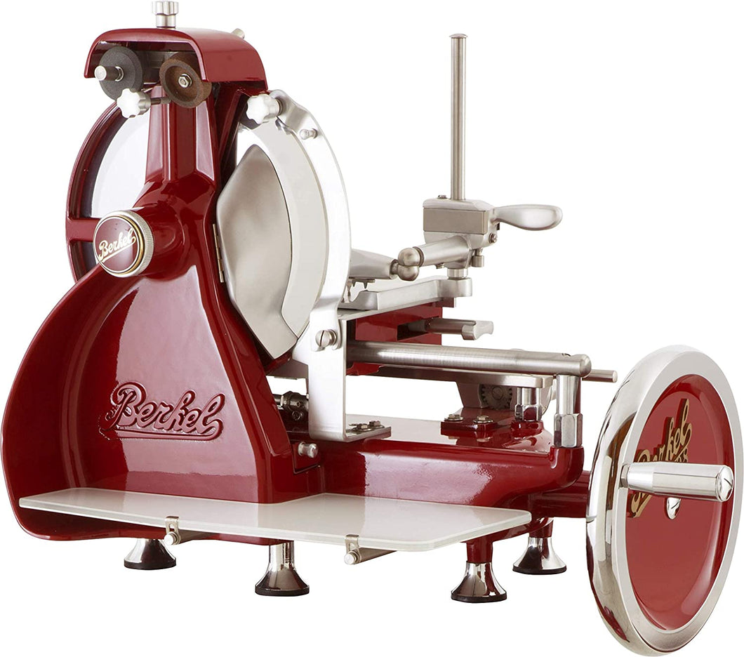 Berkel Volano B2 Food Slicer - Red
