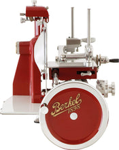 Load image into Gallery viewer, Berkel Volano B2 Food Slicer - Red