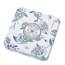Load image into Gallery viewer, La Chatelaine Soap Collection, Lemon Verbena, Cherry Almond, Coconut Milk, Shea, Wild Fig, Gardenia