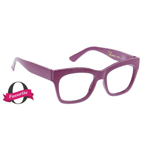 Peepers SHINE ON - PINK - +2.50
