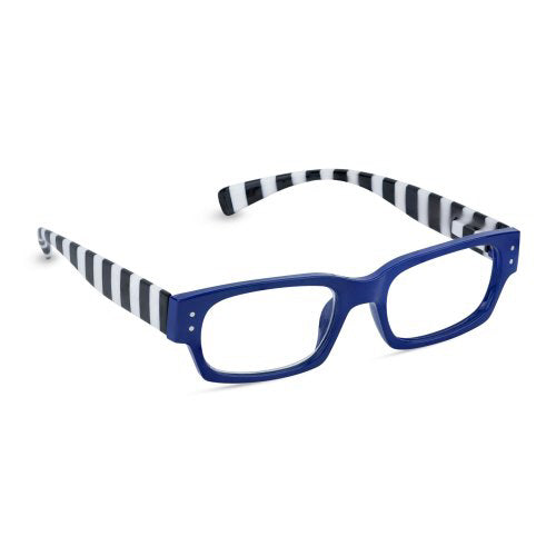Peepers HEY SAILOR - BLUE/STRIPE - 2.25