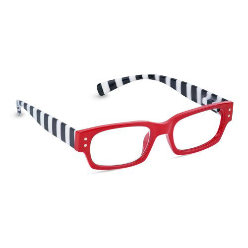 Peepers HEY SAILOR - RED/STRIPE - 2.75