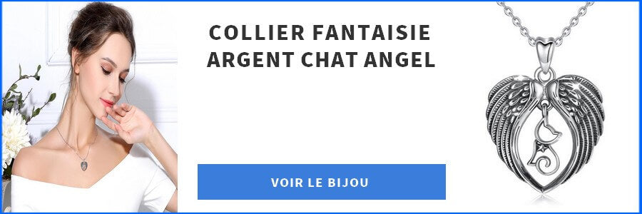 collier-fantaisie-argent-chat-angel