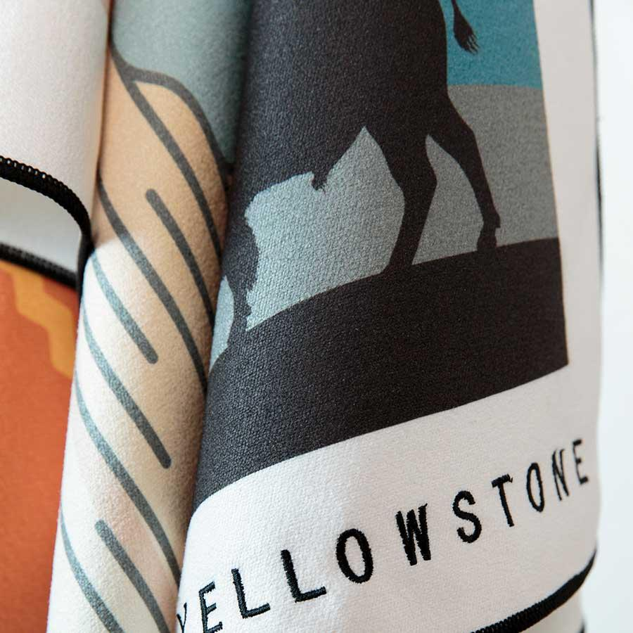 Yellowstone Nomadix Towel