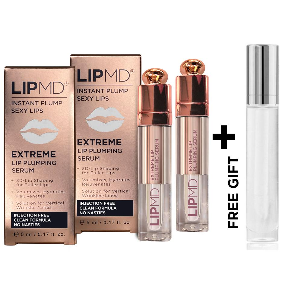 EXCLUSIVE OFFER – BUY ONE GET ONE FREE EXTREME LIP PLUMPING SERUM!