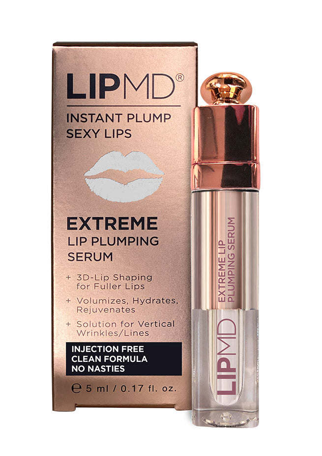 EXCLUSIVE OFFER – BUY ONE GET TWO FREE EXTREME LIP PLUMPING SERUM – LIMITED TIME ONLY
