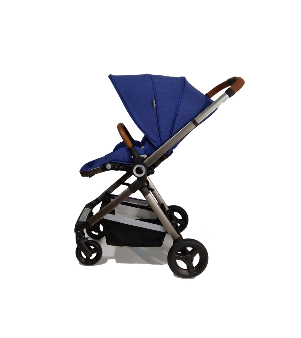 2 in 1 Stroller and Carrycot - AlfaKids