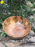Spalted Cherry Wood Fruit Bowl ***SOLD***