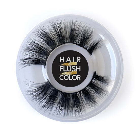 5D Mink Strip Eyelashes - Hair by Flush of Color