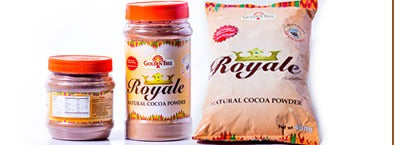 Royale Cocoa Drink