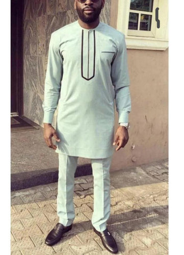 African men's wear shirt and trousers/ pants