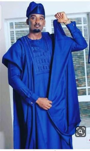 Boubou /Agbada for men