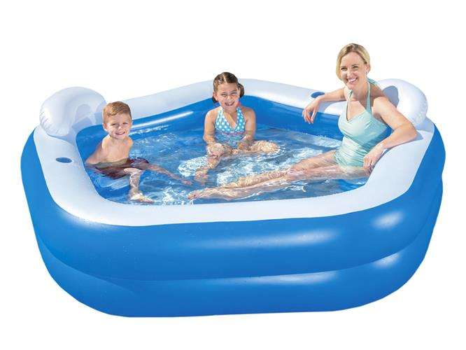 Alberca Inflable Family Fun Pool