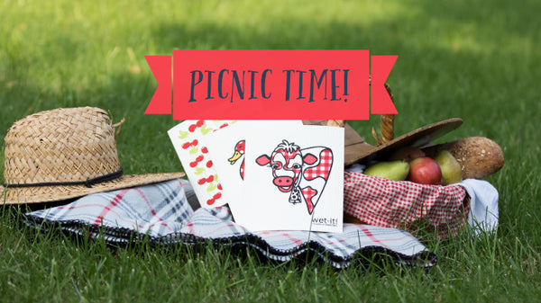 It's picnic time!