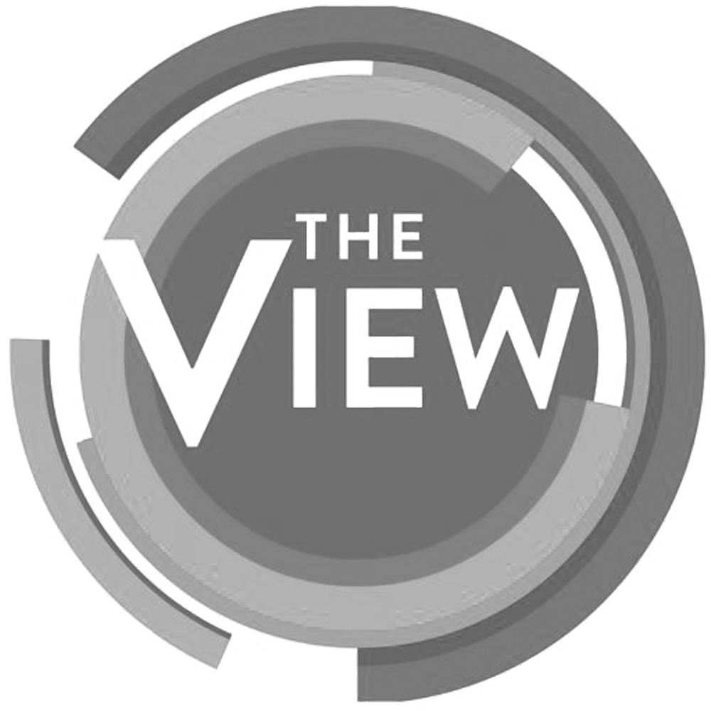 featured on The view