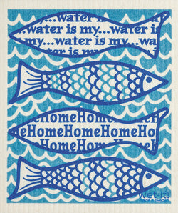 water is my home