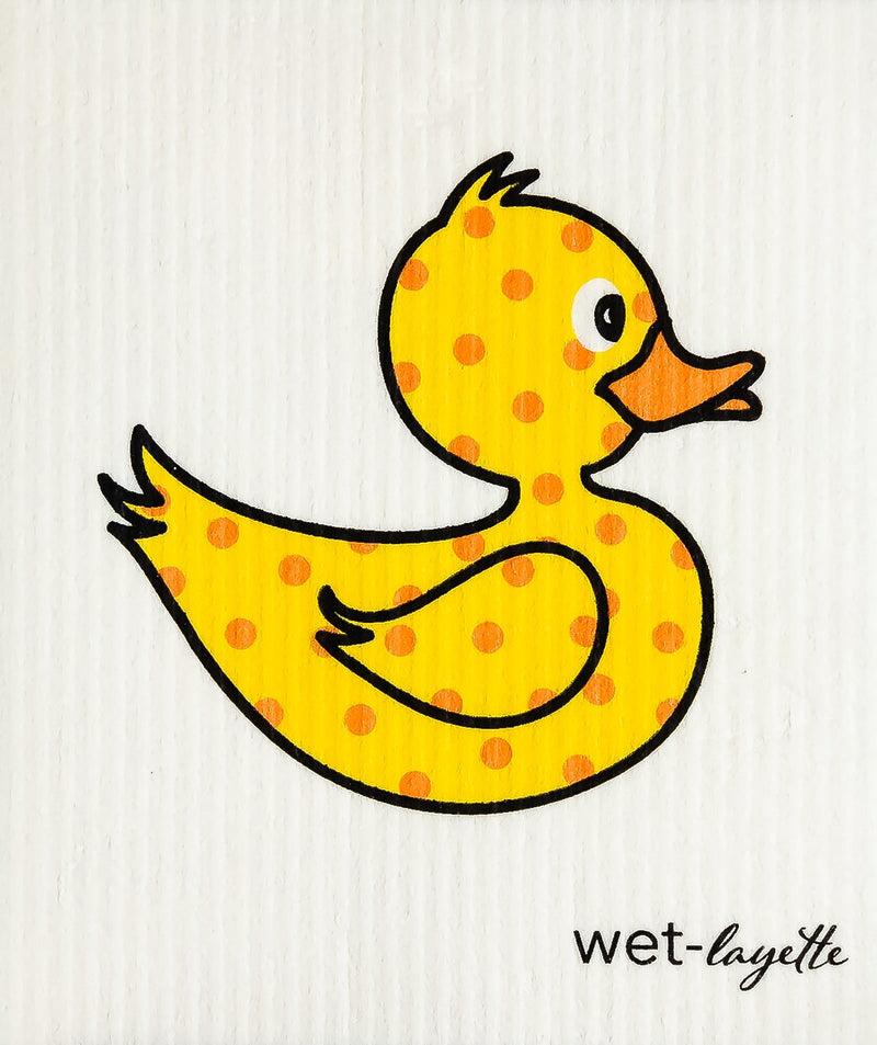yellow duckie