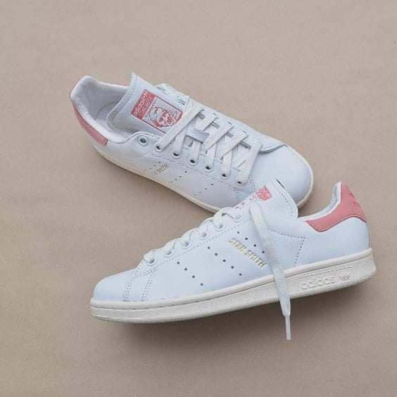 ADIDAS STAN SMITH WHITE ROSA