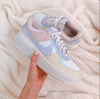 Nike Air Force 1 Shadow 馬卡龍色