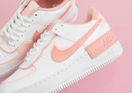 Nike Air Force 1 Shadow 蜜桃色