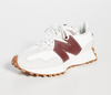 現貨-New Balance 327 White Brown