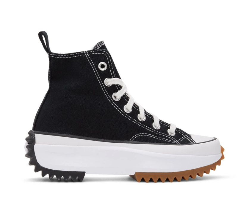 CONVERSE RUN STAR HIKE BLACK