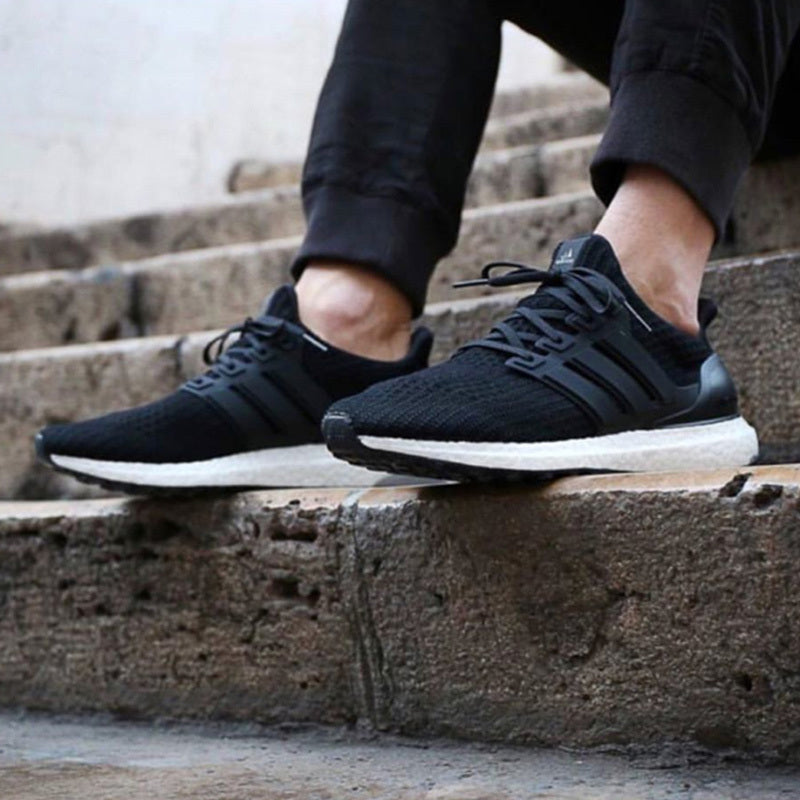 ADIDAS ULTRABOOST 4.0 -  BLACK