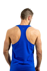Impact Reef Blue Muscle Gym Vest