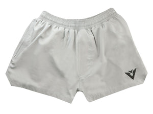 Classic Silver Running Shorts