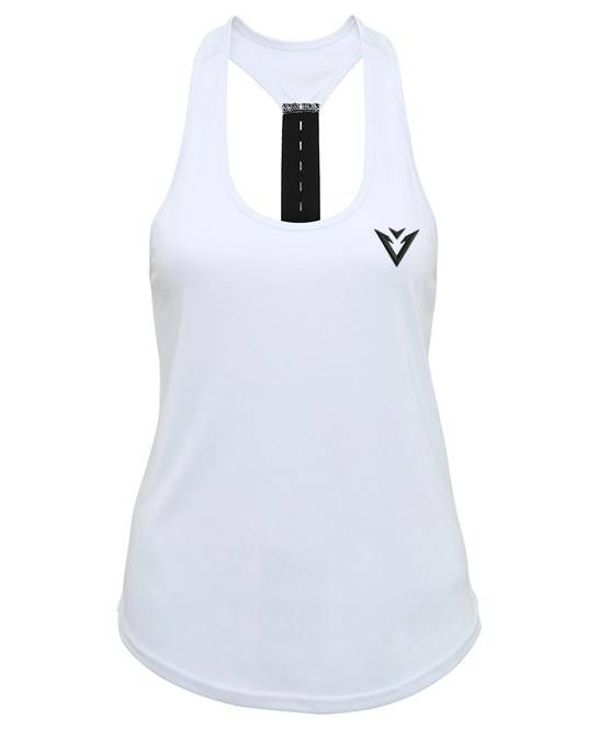 Womens Vests Gym Vest Tank Top White Vest Ladies Vest