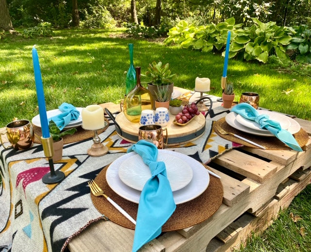 The Curated Table's Guide to Picnic Perfection