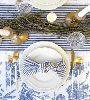 French Provençal Tablescape