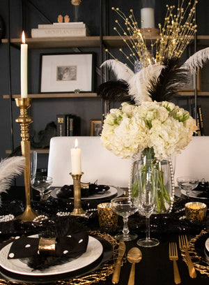 The Gatsby Tablescape