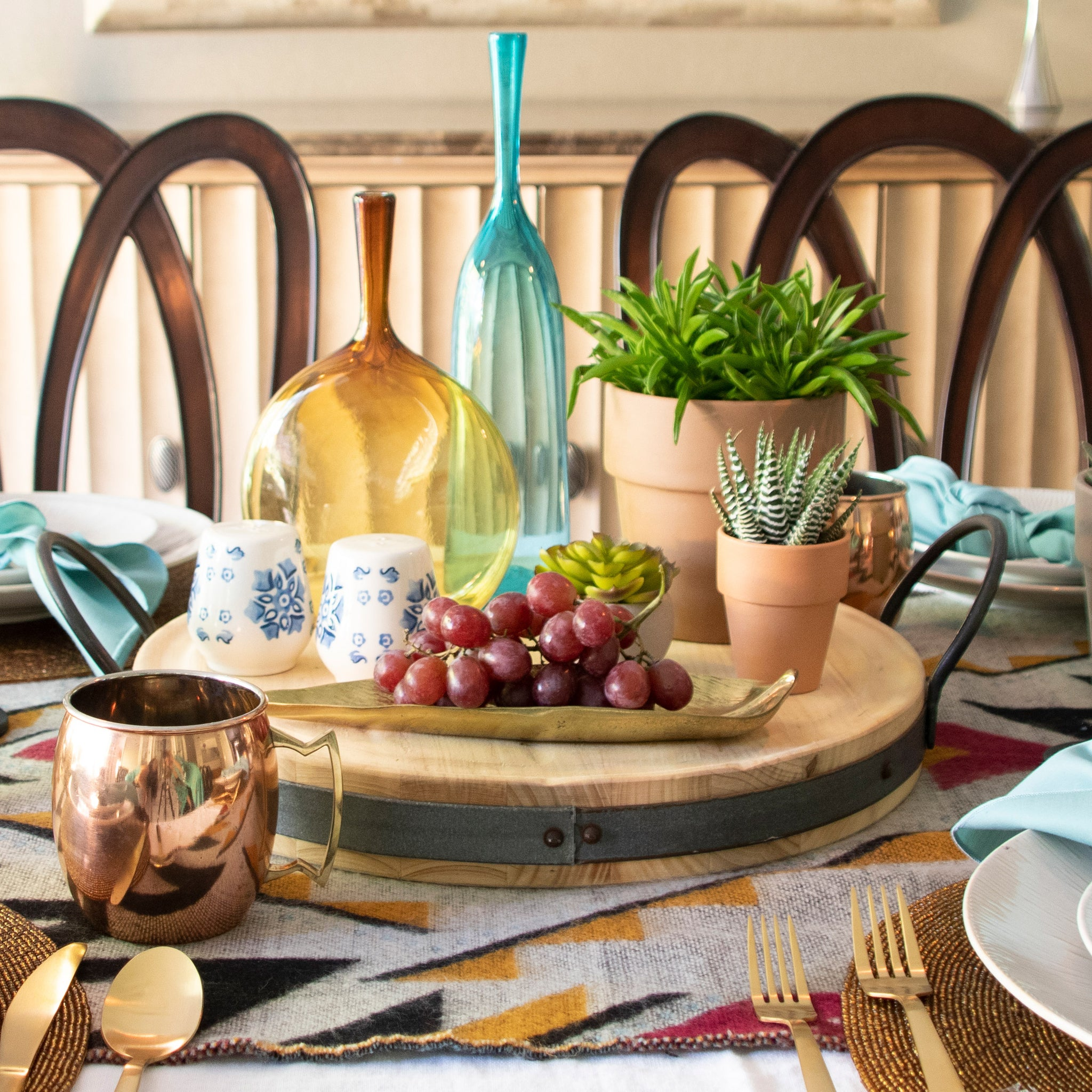 Elegant Southwest Tablescape