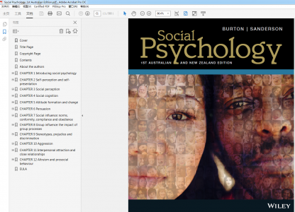 (eBook PDF) Social Psychology, 1st Australian Edition