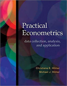 (eBook PDF) Practical Econometrics by Hilmer