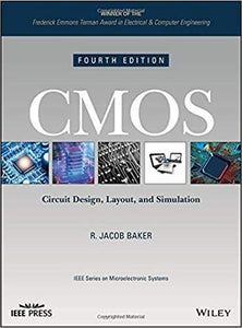 (eBook PDF) CMOS: Circuit Design, Layout, and Simulation (IEEE Press Series on Microelectronic Systems) 4th Edition