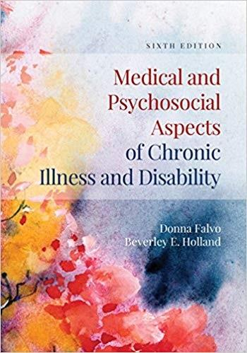 (eBook PDF) Medical and Psychosocial Aspects of Chronic Illness and Disability 6th Edition