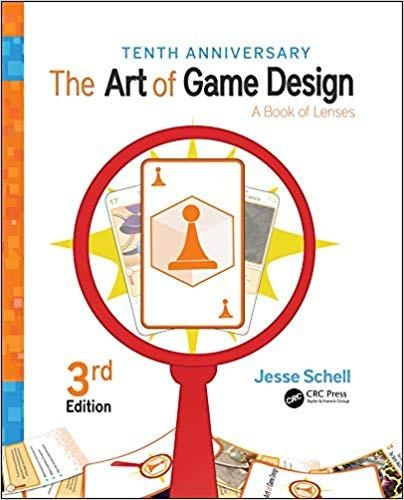 (eBook PDF) The Art of Game Design: A Book of Lenses, Third Edition 3rd Edition