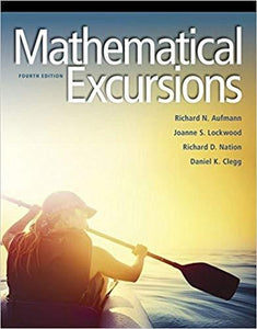 (eBook PDF) Mathematical Excursions 4th Edition by Richard N. Aufmann
