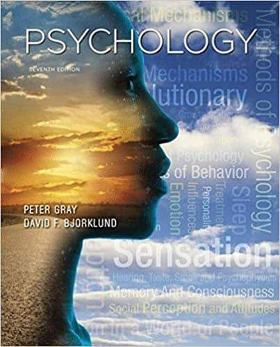 Psychology 7th edition