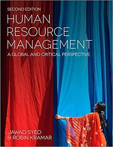 (eBook PDF) Human Resource Management: A Global and Critical Perspective 2nd ed. 2017 Edition