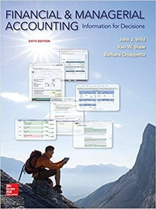 (eBook PDF) Financial and Managerial Accounting 6th Edition by Ken Shaw