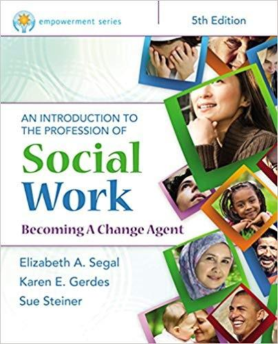 (eBook PDF) Empowerment Series: An Introduction to the Profession of Social Work 5th Edition