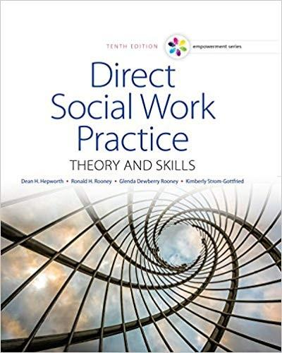 (eBook PDF) Empowerment Series: Direct Social Work Practice: Theory and Skills 10th Edition