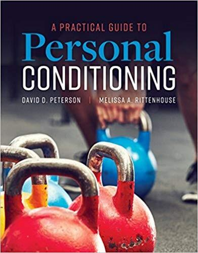 (eBook PDF) A Practical Guide to Personal Conditioning by David D Peterson