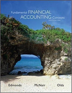 (eBook PDF) Fundamental Financial Accounting Concepts 8th Edition