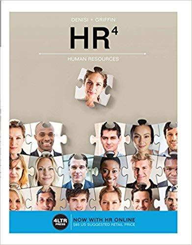 HR (New, Engaging Titles from 4LTR Press) 4th Edition (eBook PDF)