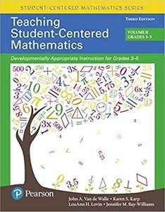 (eBook PDF) Teaching Student-Centered Mathematics: Developmentally Appropriate Instruction for Grades 3-5 3rd Edition