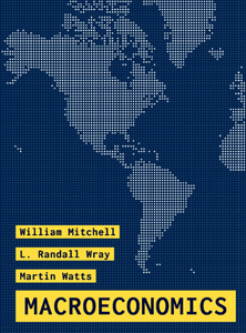 (eBook PDF) Macroeconomics 1st ed. 2019 Edition by William Mitchell